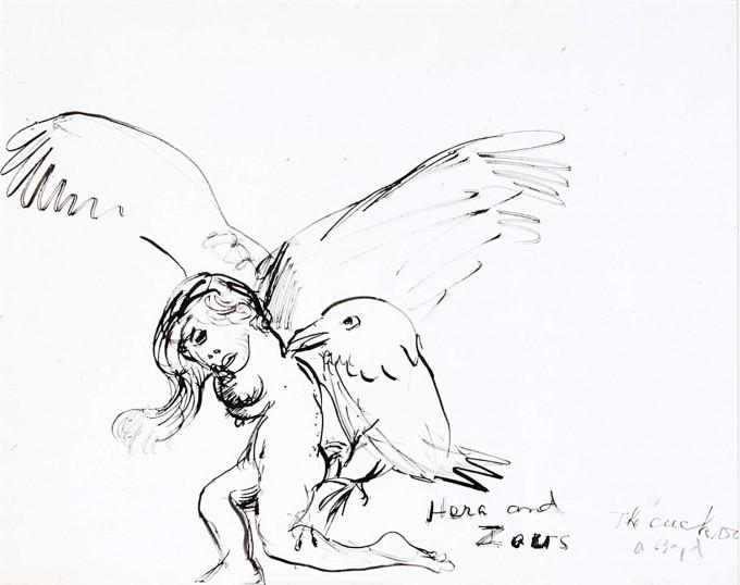 Arthur Boyd - The Cuckoo