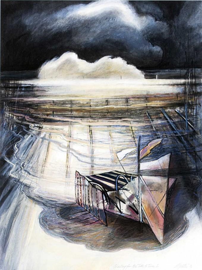 Chris Gentle - Waiting Tide II
