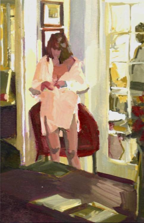 Dagmar Cyrulla - The Room