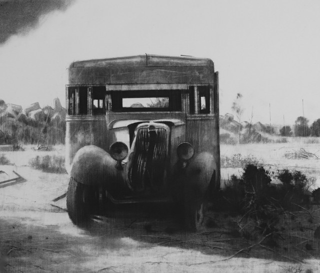 Jeff Rigby - Desert Bus
