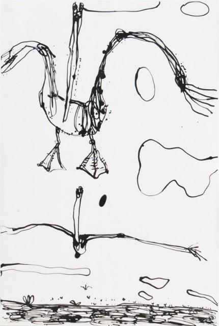 John Olsen - Pelican