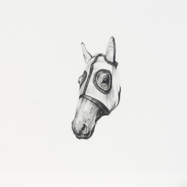 Michael Zavros - Horse Head