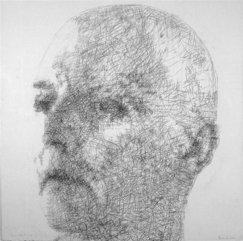john_beard_head_self_portrait
